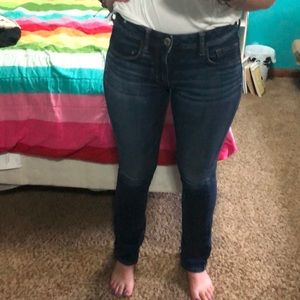 American Eagle Boot Cute Jeans
